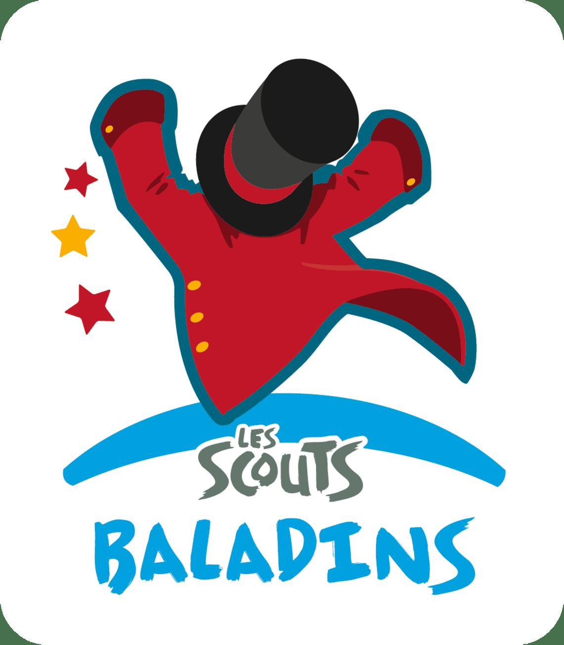 Logo des Baladins